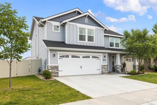 834 N Finsbury Way, Star, ID 83669 (MLS #98808346) :: Boise Valley Real Estate