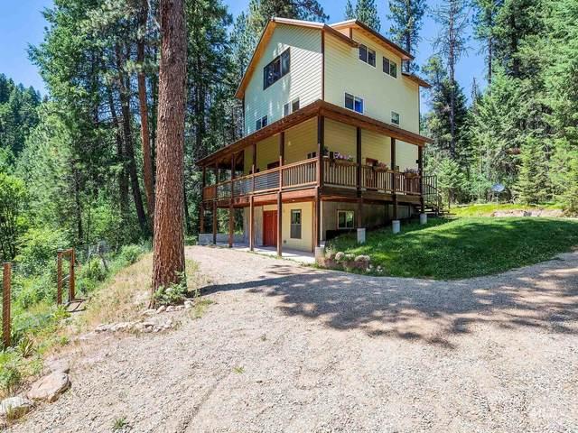 9 Crick    Rd, Garden Valley, ID 83622 (MLS #98808347) :: Boise Valley Real Estate