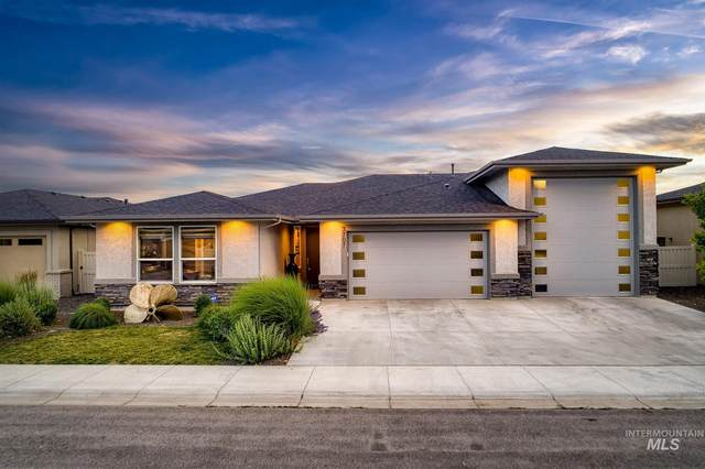 3707 E Fratello St, Meridian, ID 83642 (MLS #98808352) :: Team One Group Real Estate