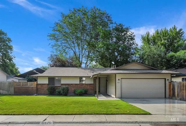 5425 W Waterwheel, Boise, ID 83703 (MLS #98808355) :: Build Idaho
