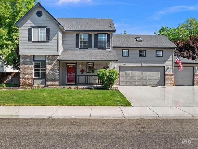 2092 W Sunny Slope Dr, Meridian, ID 83642 (MLS #98808356) :: Bafundi Real Estate