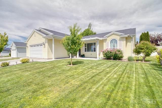 1671 Atlantic St, Twin Falls, ID 83301 (MLS #98808364) :: Story Real Estate