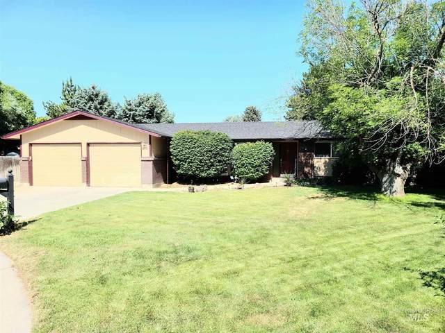 2125 N Workland, Boise, ID 83704 (MLS #98808368) :: Adam Alexander