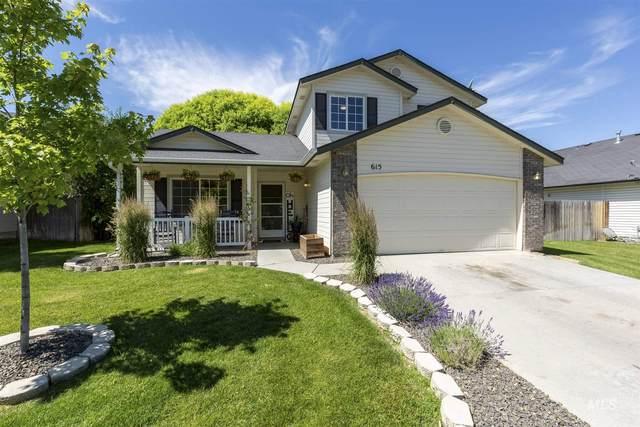 615 Royal St, Caldwell, ID 83605 (MLS #98808379) :: Bafundi Real Estate