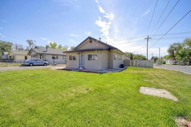 291 Van Buren St, Twin Falls, ID 83301 (MLS #98808381) :: Story Real Estate