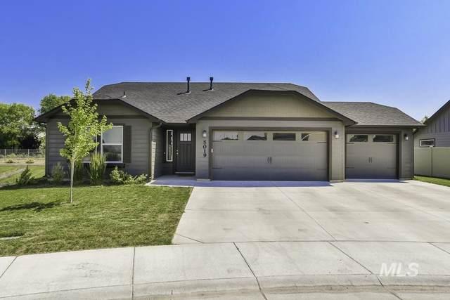 5019 Bluestem Way, Caldwell, ID 83605 (MLS #98808389) :: Bafundi Real Estate