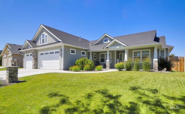 1009 S Spring Valley Dr., Nampa, ID 83686 (MLS #98808393) :: Boise Home Pros