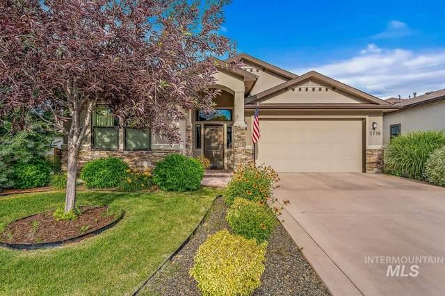 5716 N Beaham Ave, Meridian, ID 83646 (MLS #98808395) :: Build Idaho