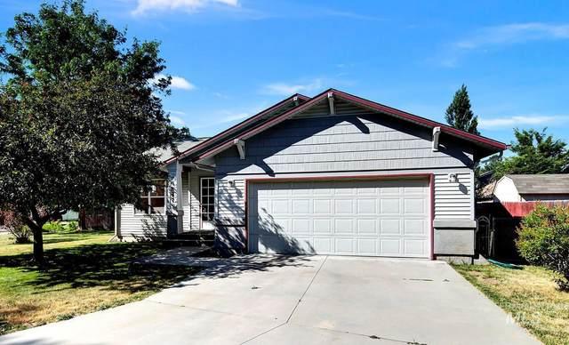 4887 W Mystic Cove Way, Garden City, ID 83714 (MLS #98808402) :: Adam Alexander