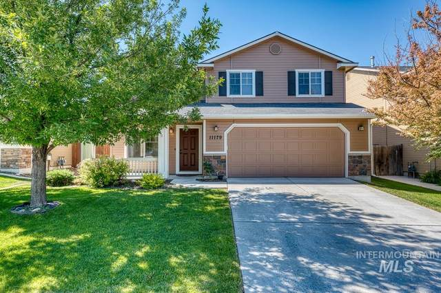 11179 W Spring River Dr, Boise, ID 83709 (MLS #98808410) :: Story Real Estate