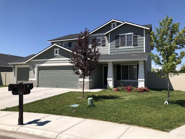 64 W Snowy Owl Dr, Kuna, ID 83634 (MLS #98808419) :: Story Real Estate