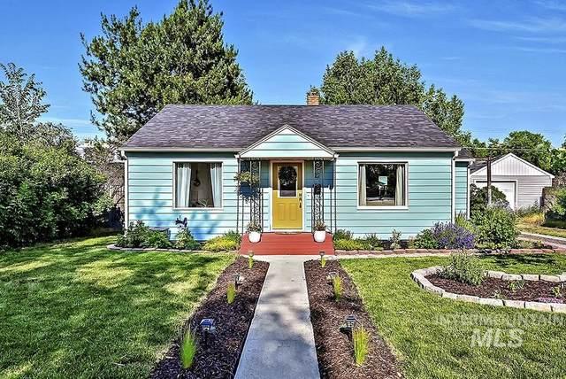 22 S Cypress St, Boise, ID 83705 (MLS #98808420) :: Build Idaho
