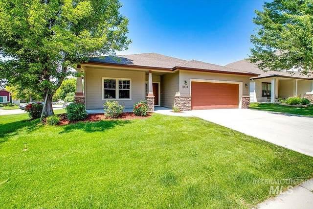 8139 N Sunbelt Ave, Boise, ID 83714 (MLS #98808437) :: Adam Alexander