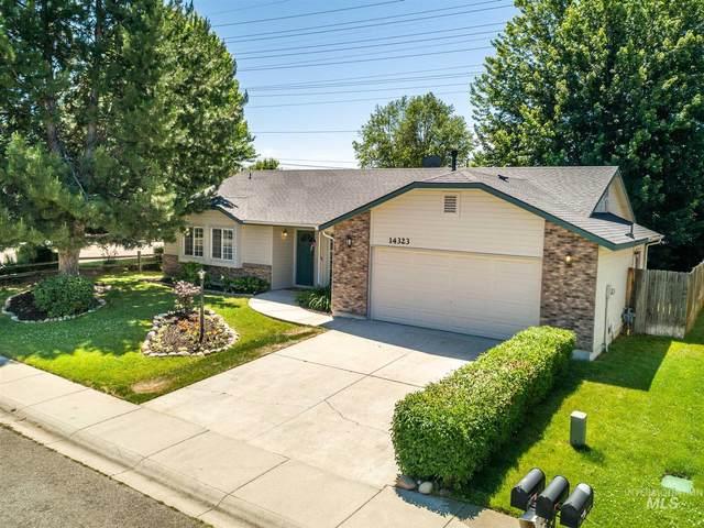 14323 W Whitehawk Street, Boise, ID 83713 (MLS #98808441) :: Story Real Estate
