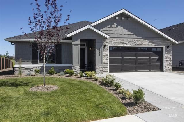 5866 W Hamm Lane, Eagle, ID 83616 (MLS #98808461) :: Bafundi Real Estate