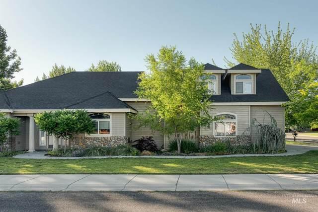 2664 E Bridgecreek, Eagle, ID 83616 (MLS #98808537) :: Bafundi Real Estate