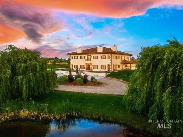 7795 N Stonebriar Lane, Meridian, ID 83646 (MLS #98808624) :: Bafundi Real Estate