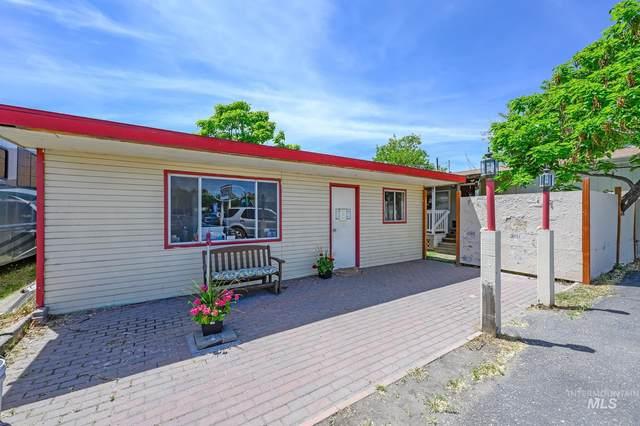 4709 Chinden, Garden City, ID 83714 (MLS #98808639) :: Jon Gosche Real Estate, LLC