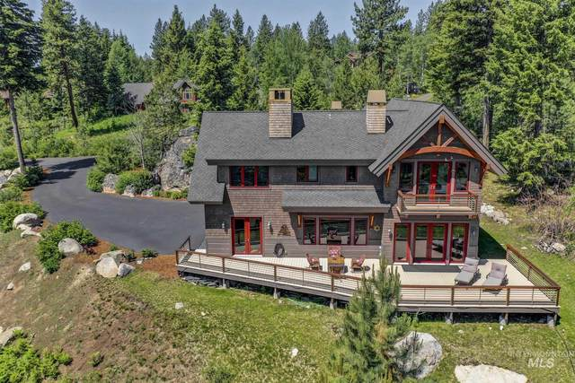 1642 Lakeridge Drive, Mccall, ID 83638 (MLS #98808646) :: Full Sail Real Estate