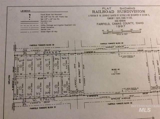 310 W Garnet Ave., Fairfield, ID 83327 (MLS #98808662) :: Michael Ryan Real Estate
