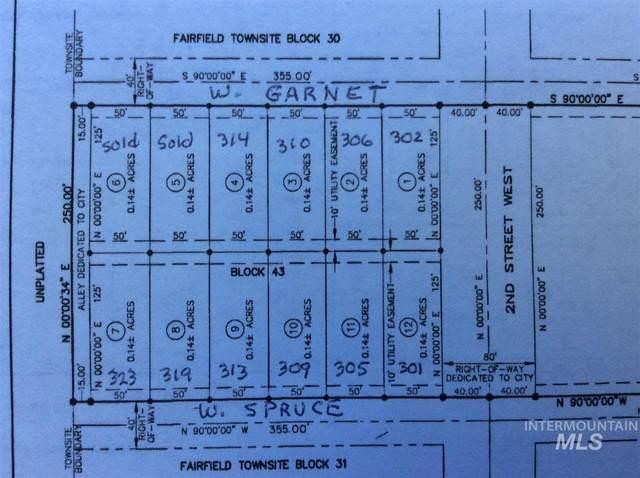 306 W Garnet Ave., Fairfield, ID 83327 (MLS #98808663) :: Michael Ryan Real Estate
