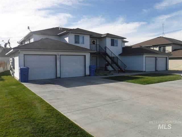 319 Lenore St, Twin Falls, ID 83301 (MLS #98808670) :: Haith Real Estate Team