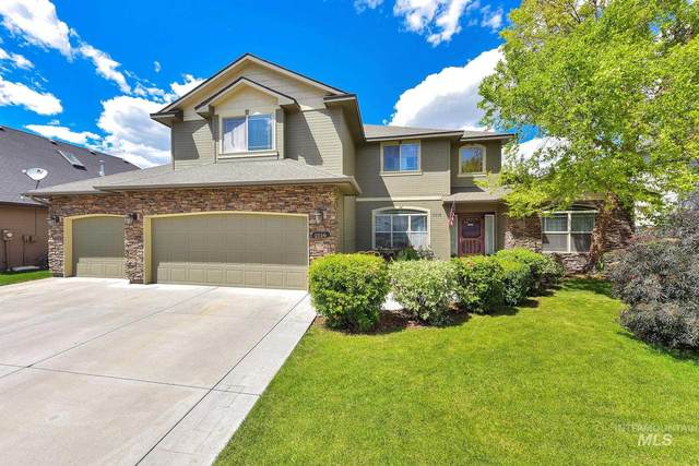 2516 W Astonte Drive, Meridian, ID 83646 (MLS #98808738) :: Team One Group Real Estate