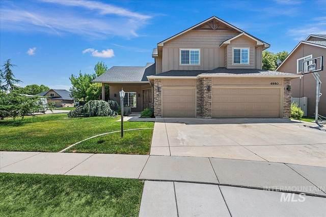 4990 N Schubert Ave, Meridian, ID 83646 (MLS #98808850) :: Team One Group Real Estate
