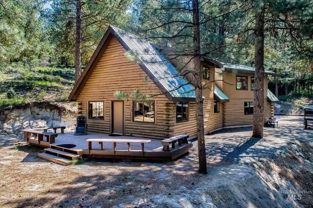 1258 Shore Dr, Cascade, ID 83611 (MLS #98808936) :: Jon Gosche Real Estate, LLC