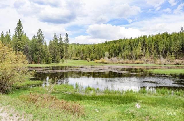 00 Corral Creek Road, Cascade, ID 83611 (MLS #98808957) :: Epic Realty