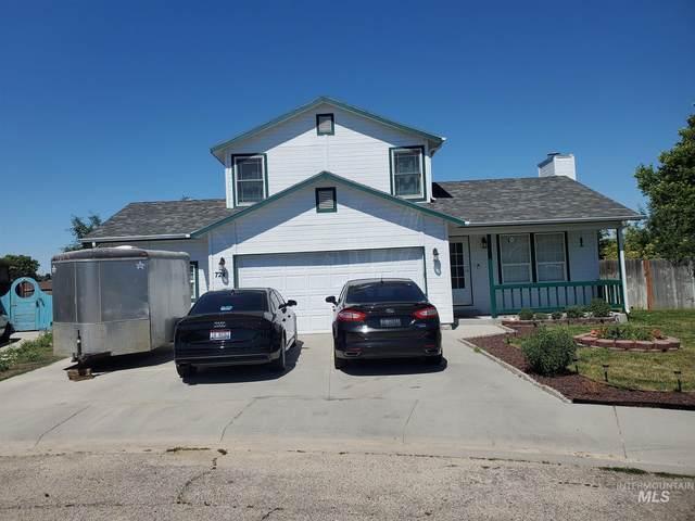 724 Norwood Ln., Nampa, ID 83651 (MLS #98809027) :: Story Real Estate