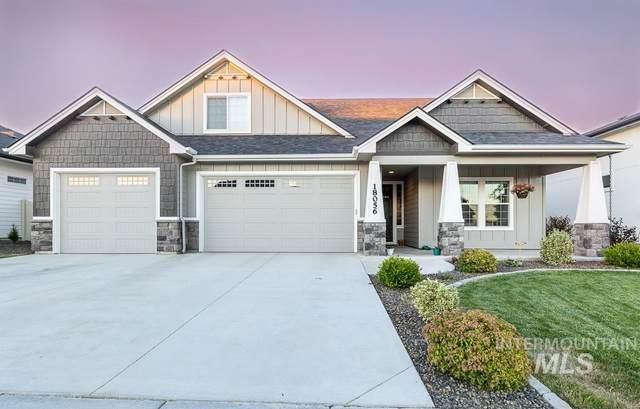 18056 N Treeline Ave, Nampa, ID 83687 (MLS #98809133) :: Haith Real Estate Team