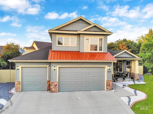 3268 N Campton Way, Boise, ID 83713 (MLS #98809168) :: Idaho Real Estate Advisors