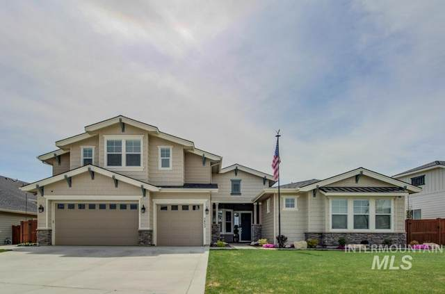 5853 W Venetian Drive, Eagle, ID 83616 (MLS #98809190) :: Haith Real Estate Team
