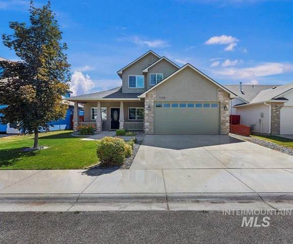 1100 S Grayling Ave, Meridian, ID 83642 (MLS #98809202) :: Team One Group Real Estate