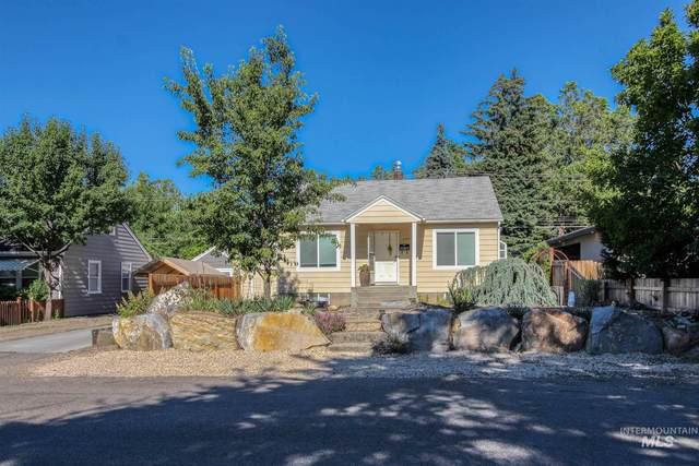 1722 S Leadville, Boise, ID 83706 (MLS #98809206) :: Team One Group Real Estate