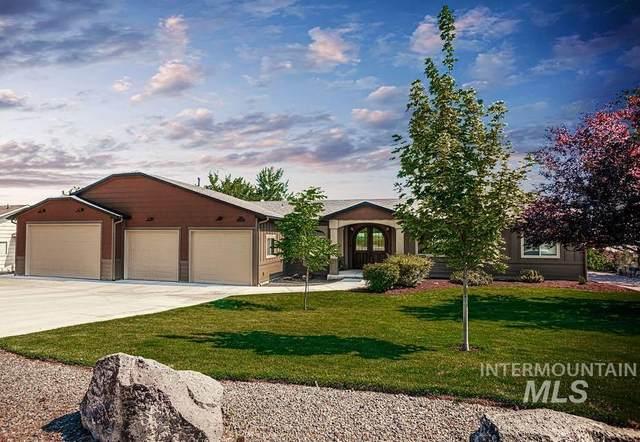 11522 W Hidden Valley Rim Rd, Boise, ID 83709 (MLS #98809250) :: Silvercreek Realty Group