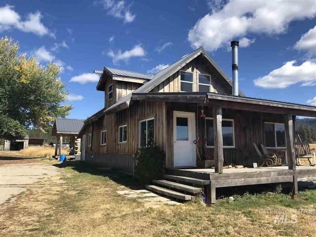 258 Warm Lake Rd, Cascade, ID 83611 (MLS #98809270) :: Juniper Realty Group