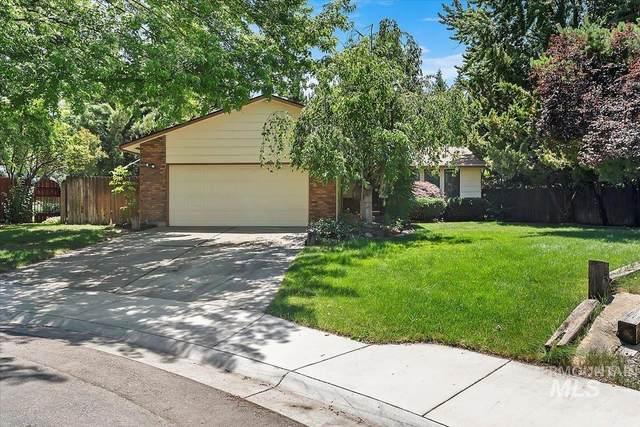 4516 N Yorgason, Boise, ID 83703 (MLS #98809283) :: Build Idaho