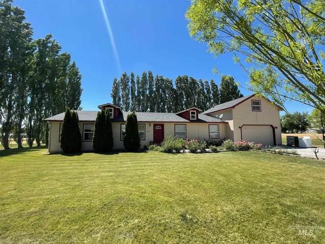 805 Highway 78, Hammett, ID 83627 (MLS #98809303) :: Team One Group Real Estate