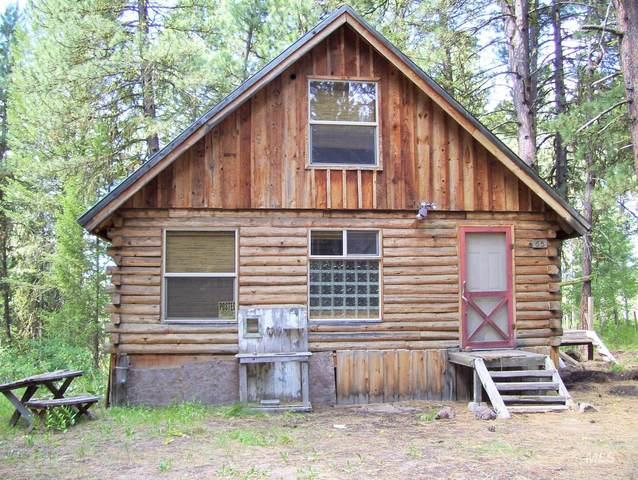 55 Ranch Circle, Cascade, ID 83611 (MLS #98809309) :: Juniper Realty Group