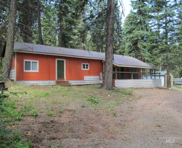 653 Bings Rd, Cascade, ID 83611 (MLS #98809318) :: Team One Group Real Estate