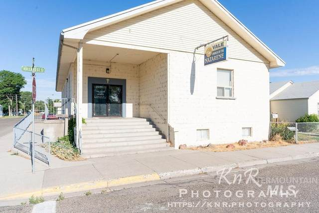 163 Holland St S, Vale, OR 97918 (MLS #98809324) :: Minegar Gamble Premier Real Estate Services
