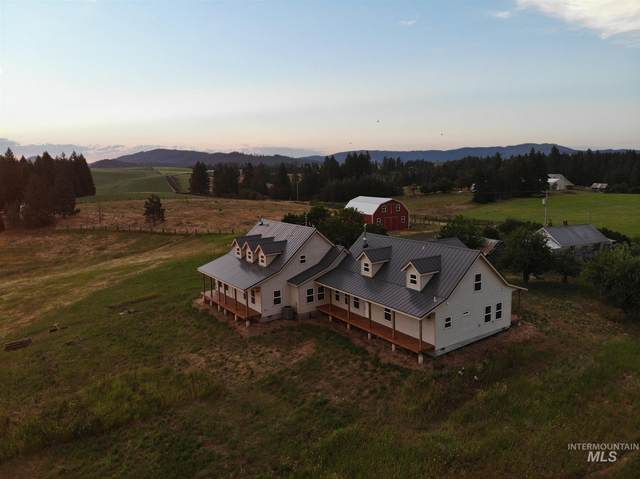 1650 East Rd, Deary, ID 83823 (MLS #98809360) :: Story Real Estate