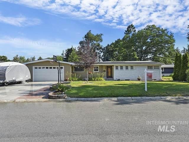 4906 Greenbrier Dr, Boise, ID 83705 (MLS #98809392) :: Michael Ryan Real Estate