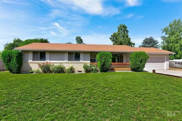 5503 S Crow, Boise, ID 83709 (MLS #98809399) :: Michael Ryan Real Estate