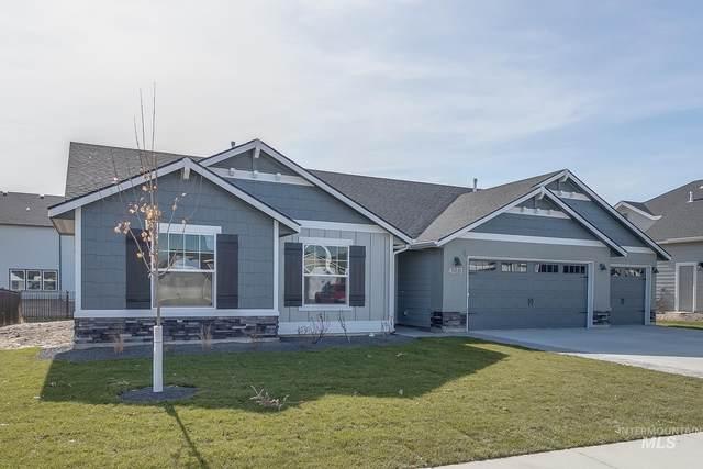 2871 N Klemmer Ave, Kuna, ID 83634 (MLS #98809408) :: Team One Group Real Estate