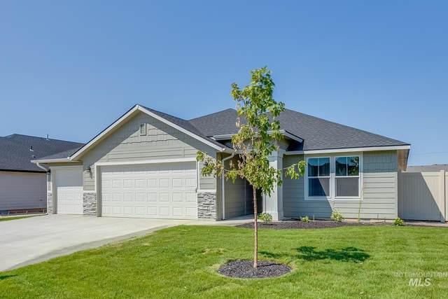 1520 W Pendulum Cove Dr, Kuna, ID 83634 (MLS #98809409) :: Team One Group Real Estate