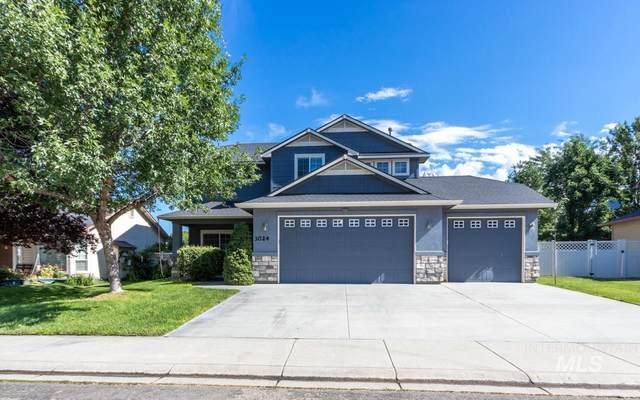 3024 W Divide Creek Rd, Meridian, ID 83646 (MLS #98809411) :: Bafundi Real Estate