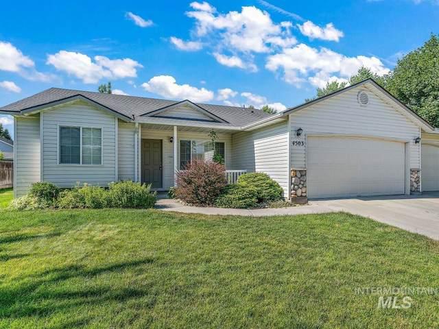 4503 W Big Creek St, Meridian, ID 83646 (MLS #98809425) :: Haith Real Estate Team